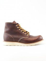RED WING SHOES / 6 inch boots round briar oil