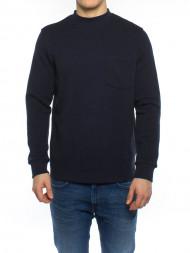 WOOD WOOD / Selk sweater dk saphire