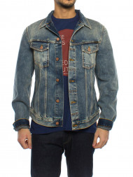 REVOLUTION / Billy denim jacket shimmering