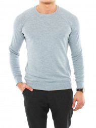 DENHAM / Raglan pullover cfj dress blue