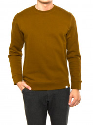 Norse Projects / Vagan classic sweater russet