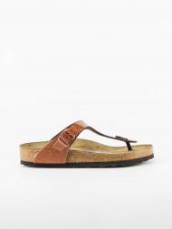 BIRKENSTOCK / Gizeh sandals magic galaxy bronze