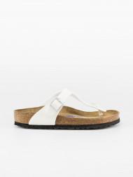 BIRKENSTOCK / Gizeh sandals magic galaxy white