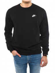 FILLING PIECES / Sportswear crew sweater black