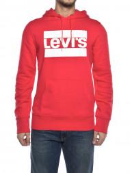 Levi's / Sportswear hoodie capsule red