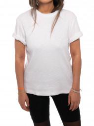 ROCKAMORA / Beke t-shirt rip white