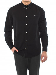Norse Projects / Anton oxford shirt black