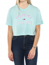 mbym / Collegiate t-shirt 407 blue