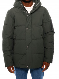 The North Face / Bror jacket bottle green