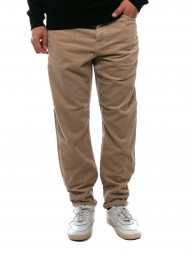 / Newel cord pants wall
