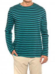 SUPERGA / Orvar long sleeve turquoise