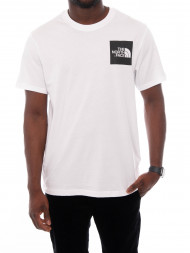 The North Face / Fine t-shirt white