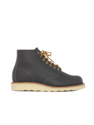 RED WING SHOES / Wmns 6-inch round boots stone bluff