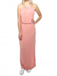 mbym / Willow dress long rose tan