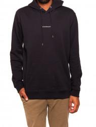 NN07 / Barrow printed hoodie navy blue