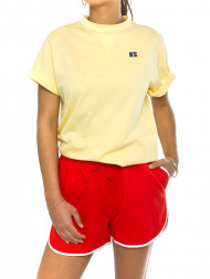 Russell Athletic / Richelle wm eagle tee yellow