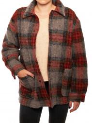 Embassy of Bricks and Logs / Zali jacket 419 tartan rouge