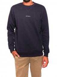 LES DEUX  / Lens sweatshirt 4646 dk navy