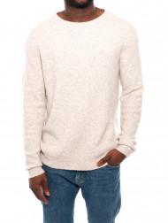 EDWIN / Wopy pullover 120 mineral chine