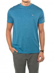 SAMSØE & SAMSØE / Tim blended t-shirt saxony blue