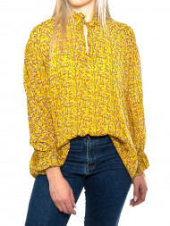 SECOND FEMALE / Branch ls blouse daffodil