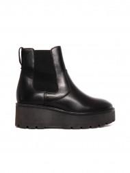 / Nano b wool boots crust black
