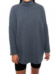 ROCKAMORA / Bella pullover faded denim