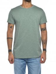 SAMSØE & SAMSØE / Lassen t-shirt chinois green