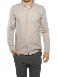/ Oluf shirt grey