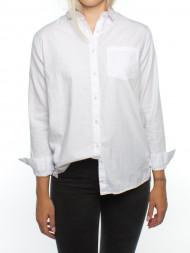 American Vintage / Piz shirt blanc