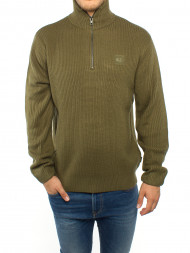 Norse Projects / Belden pullover rover green