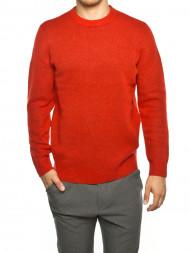 DENHAM / Butler pullover flame scarlet