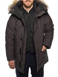 CANADA GOOSE / Langford parka fusion fit graphite