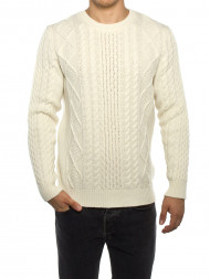 Polo Ralph Lauren / Arild cable knit pullover ecru
