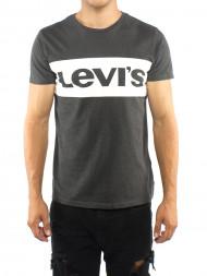 Polo Ralph Lauren / Graphic t-shirt brand dark grey