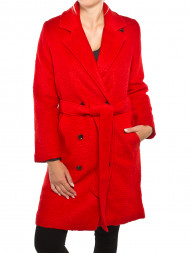 THE NORTH FACE / Ulrike woolcoat flame scarlet