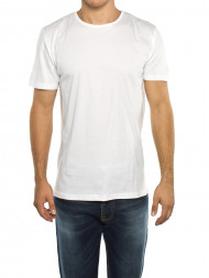 Nudie Jeans co / Lasse t-shirt white