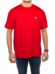 / Chase tee red