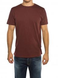 REVOLUTION / Lasse t-shirt bordeaux