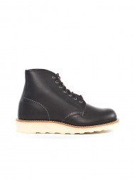 RED WING SHOES / 6-inch round wmns boots black