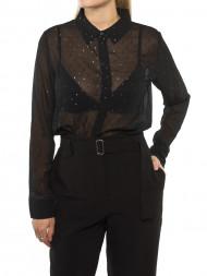 SAMSØE & SAMSØE / Milly shirt black