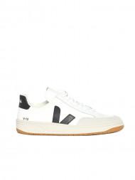 Veja / V-12 B-mesh sneaker white black