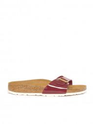 BIRKENSTOCK / Madrid sandals patent bordeaux