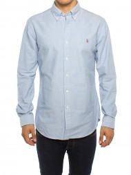 carhartt WIP / Oxford slim shirt blue
