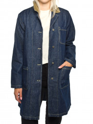 RAINS / Ozi denimcoat brut