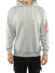 The North Face / X-Fit hoody grey