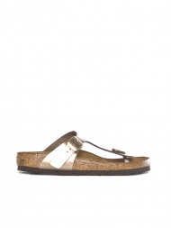 / Gizeh sandals electric taupe