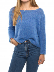 American Vintage / Wox pullover curacao chine