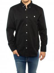 carhartt WIP / Madison shirt black