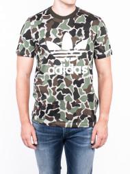 adidas / Camo Trefoil t-shirt multi